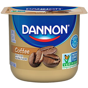 Dannon Classic Low Fat Yogurt - Coffee