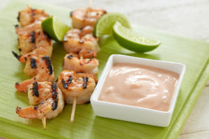 SRIRACHA LIME YOGURT SAUCE